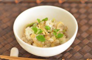 アサリ 味噌汁 納豆の朝食 OK!